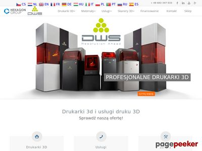 Hexagon Group - Druk 3d