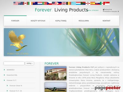 Forever Living Products - Aloes